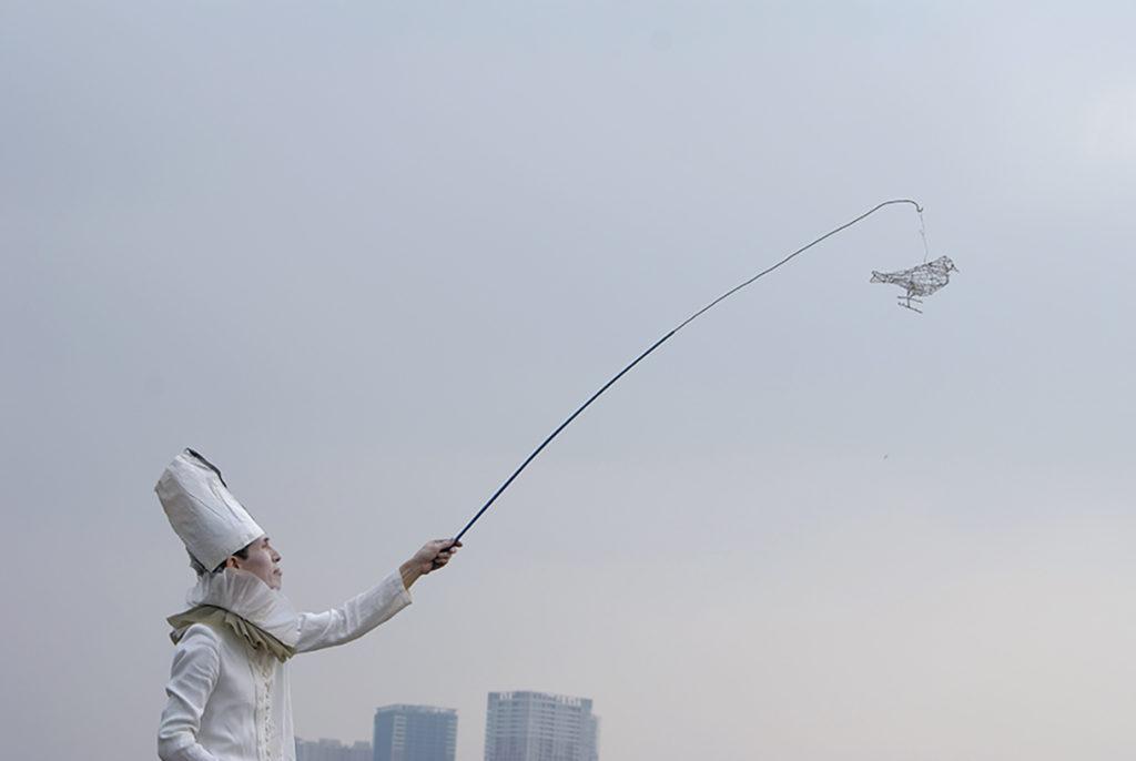 風と空と波と光の人形劇場 加藤啓展の画像