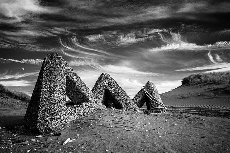 熊木理写真展 砂の形-Lost on a sand planet-の画像