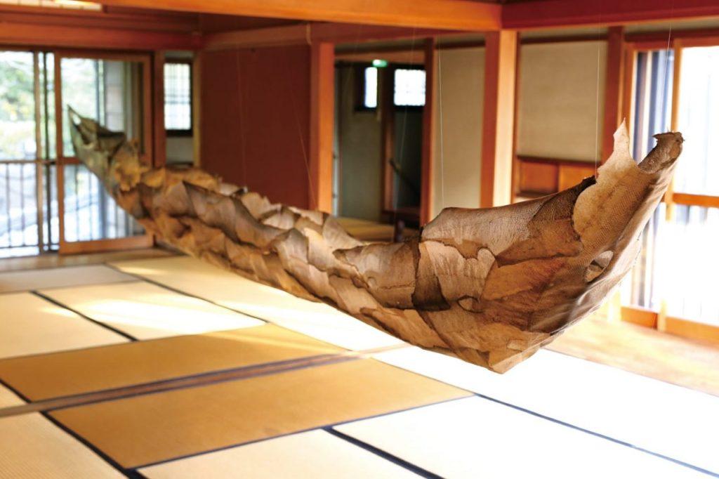 杉原信幸×中村綾花トークイベント/もの送りの舟の儀式【終了しました】の画像