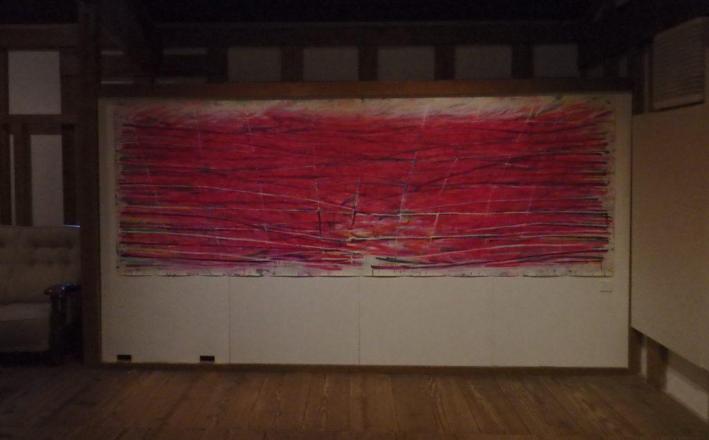 堀川久子・駒林修の絵の中で踊ルの画像
